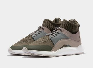 Filling Pieces strike arch runner