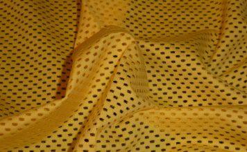 The new Luxury Jersey fabrics are made using GOTS-certified organic cotton and EVO® by Fulgar bio-based polyamide.