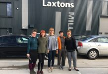 NTU students Laxtons