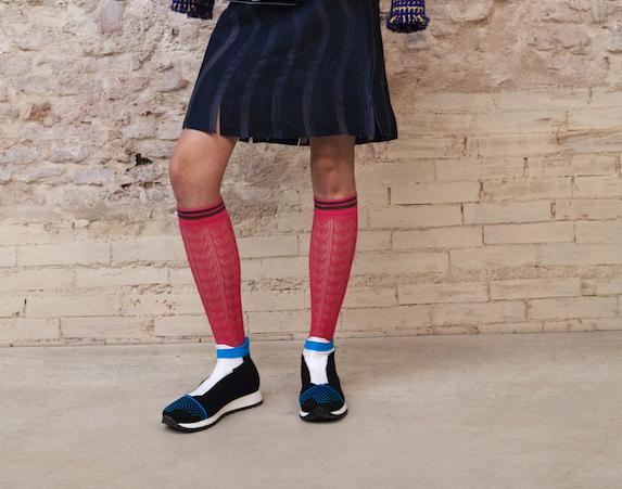 Tiziano Guardini sock