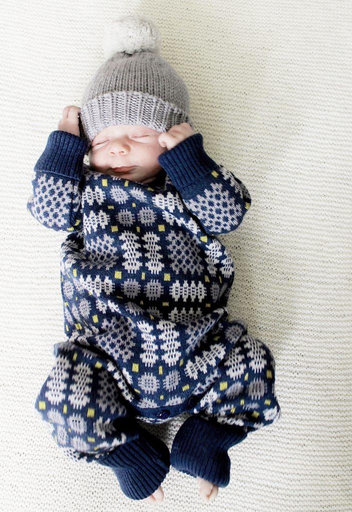 AW16 MABLI knit kidswear