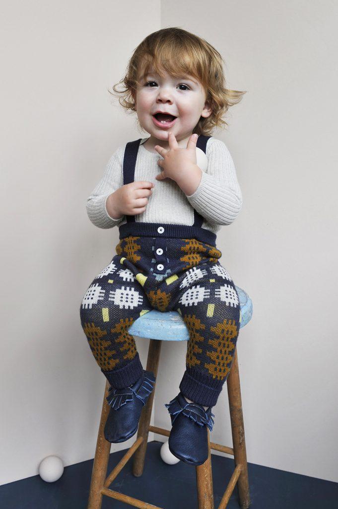 AW17 Mabli knit kidswear