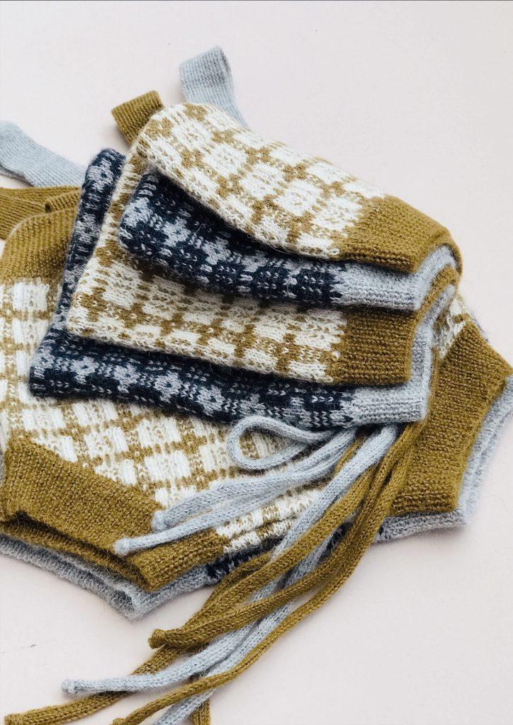 AW18 mabli knit kidswear