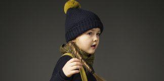 Mabli knit kidswear