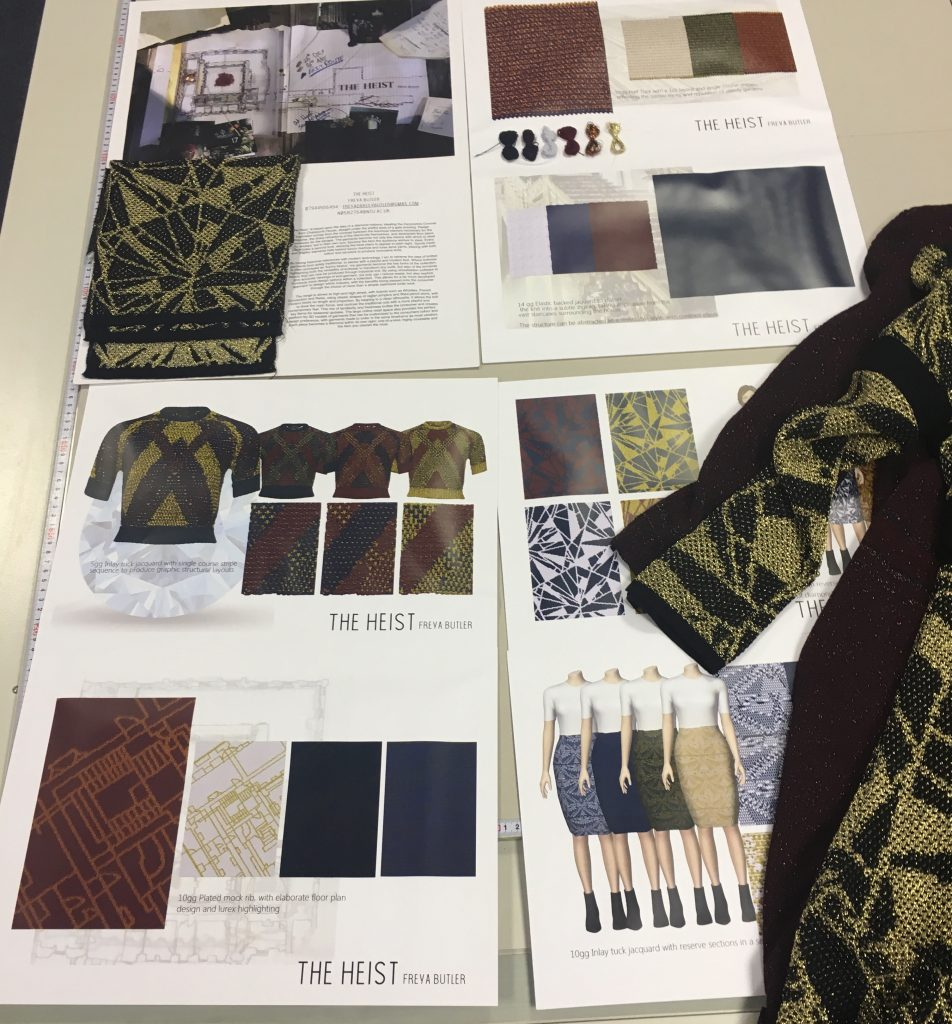Freya Butler Knit Shima Seiki
