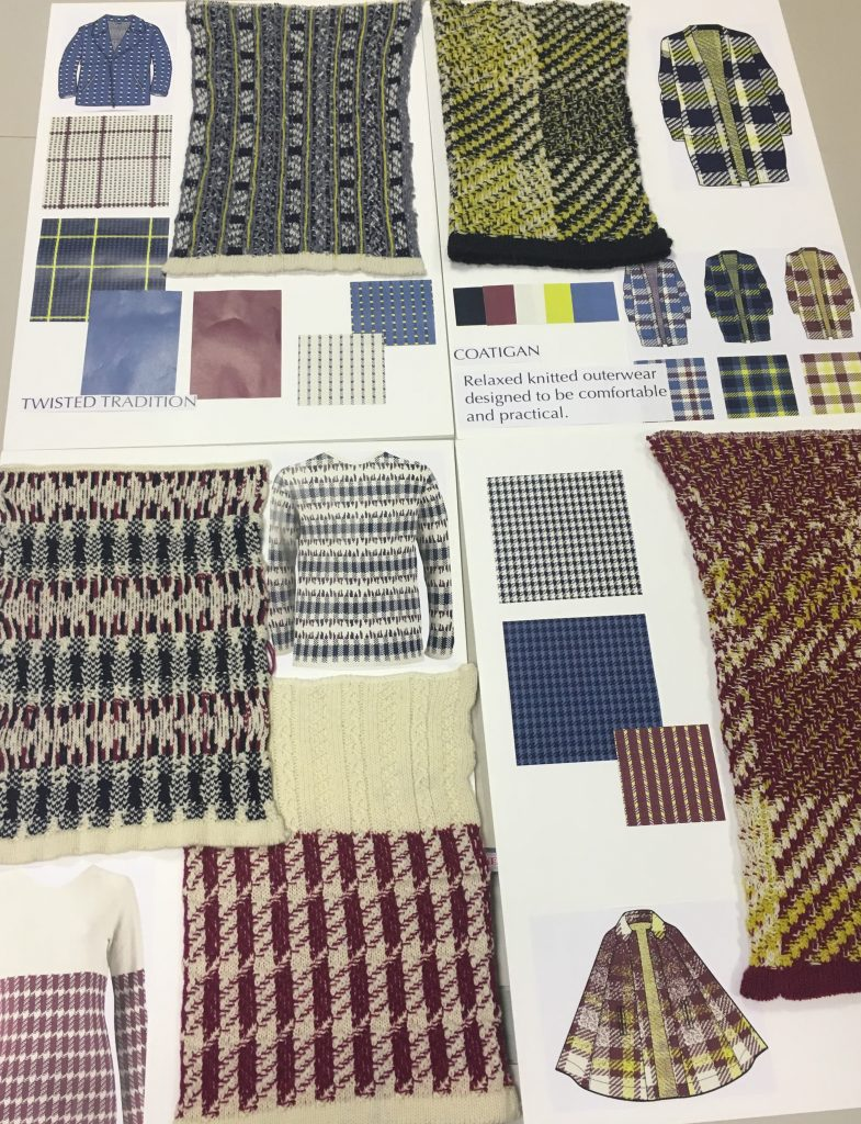 Kate Myerscough Knit Shima Seiki