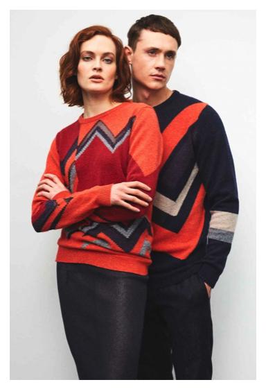 Genevieve Sweeney knitwear