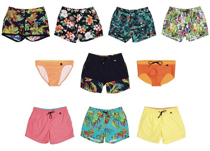 b7c864eeb7 ... swim mini briefs, and Splash beach shorts. The Tropical Spirit Theme. ©  HOM
