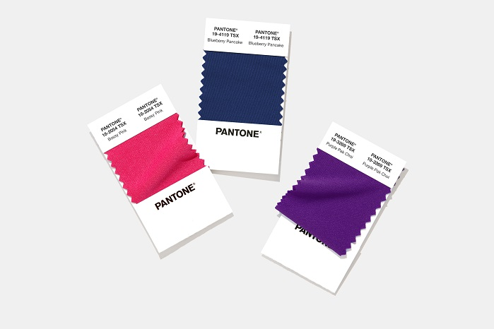 Pantone polyester standards