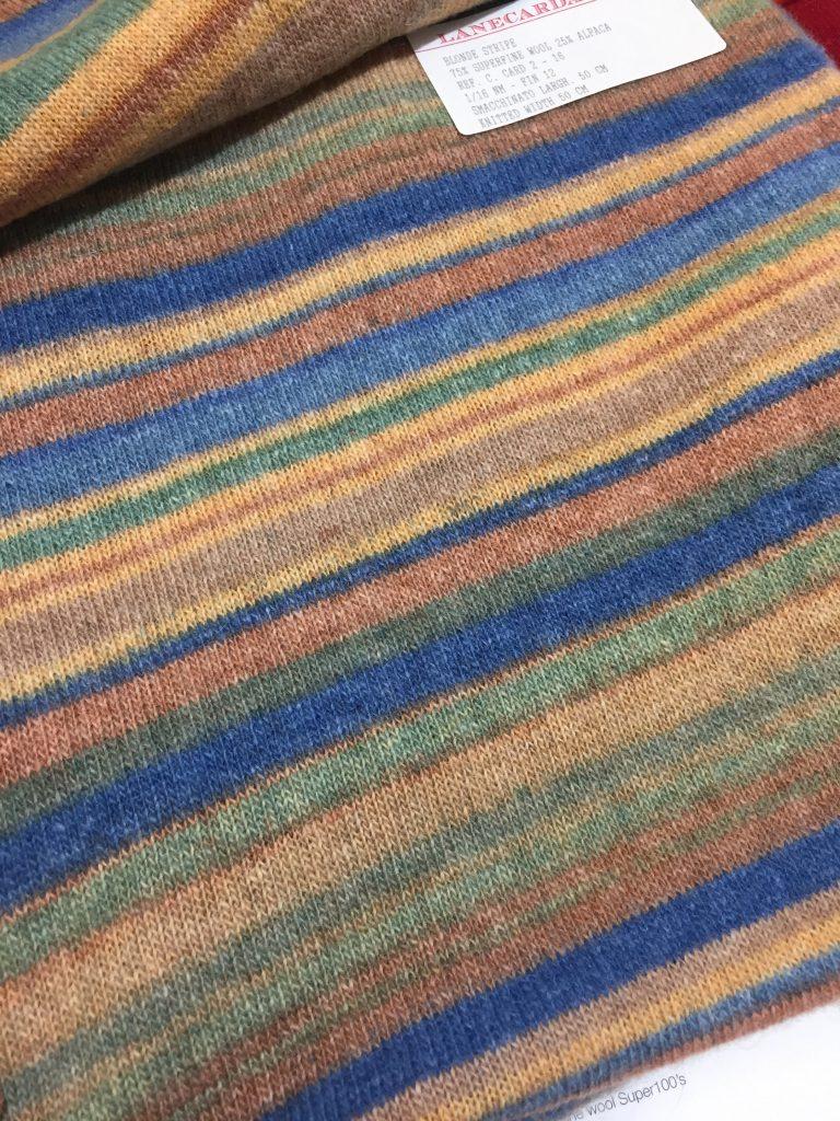 Lanecardate yarn pitti