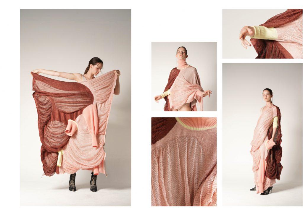 Shuying Wang knit