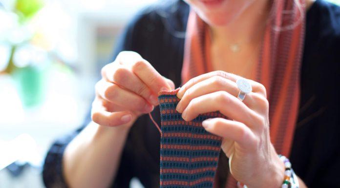 Cockpit Arts Winter Open Studios: Bespoke Knitwear Brands Promoting British Craft