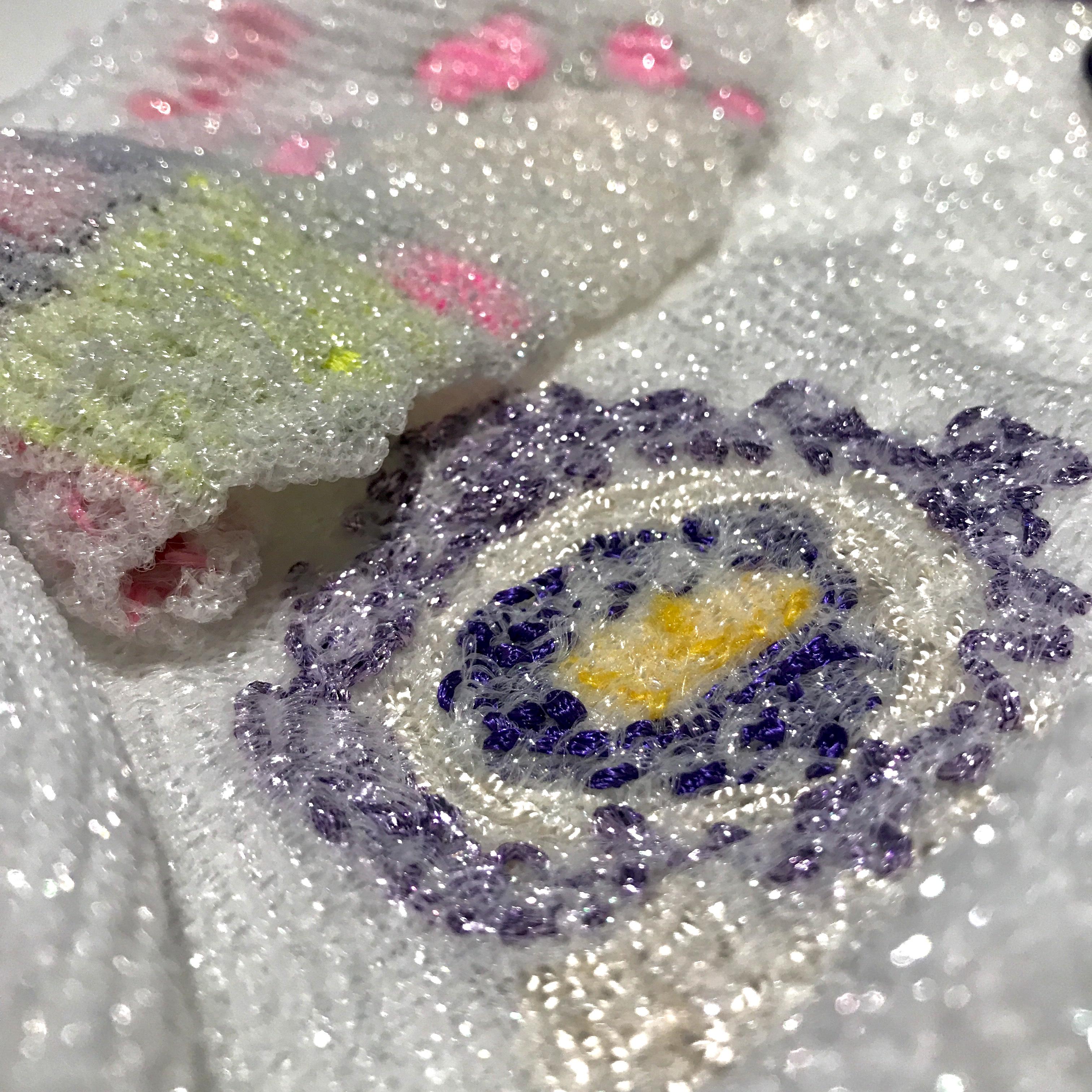 Image: Yunzhi Wang, RCA MA Textiles