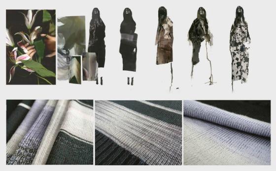 An insight into Elizabeth's design process. Image: Elizabeth Walecki / DMU.