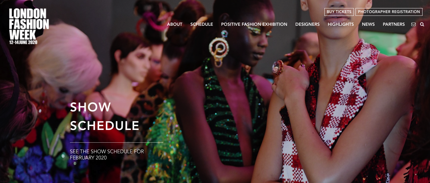 Gender Neutral London Fashion Week To Launch With Digital Platform Knitting Industry Creative