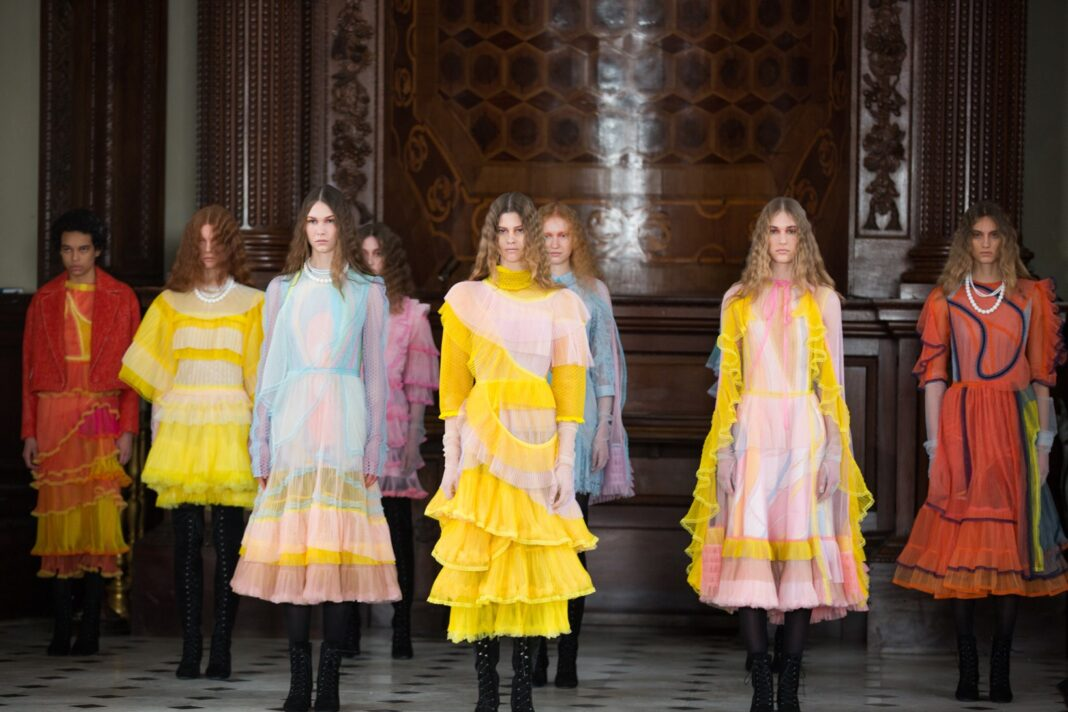 © British Fashion Council.