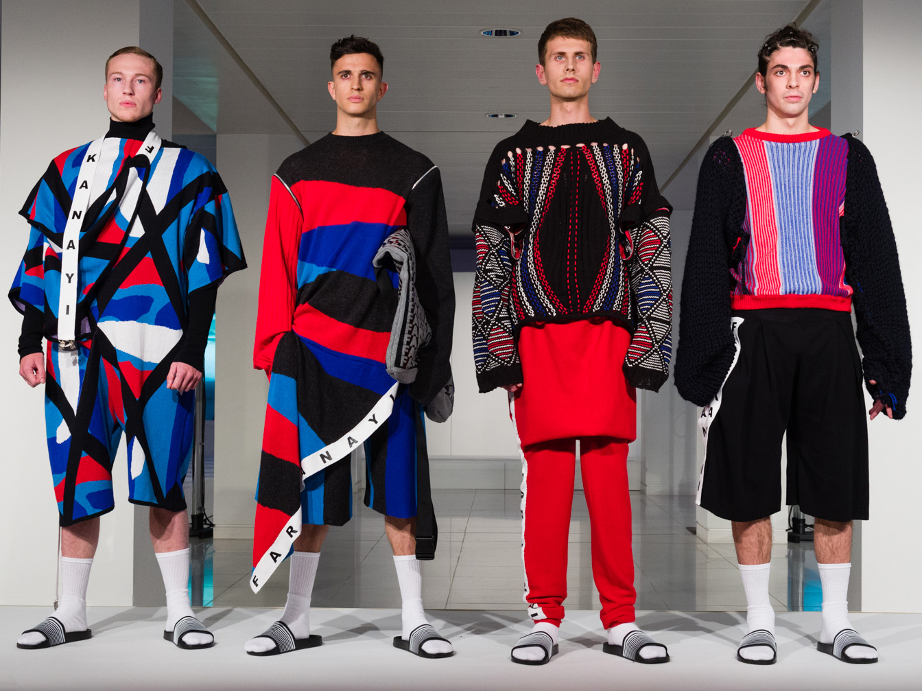 Knitwear Designer Pearl Munhawa The Challenges Facing Graduate Talent Knitting Industry Creative