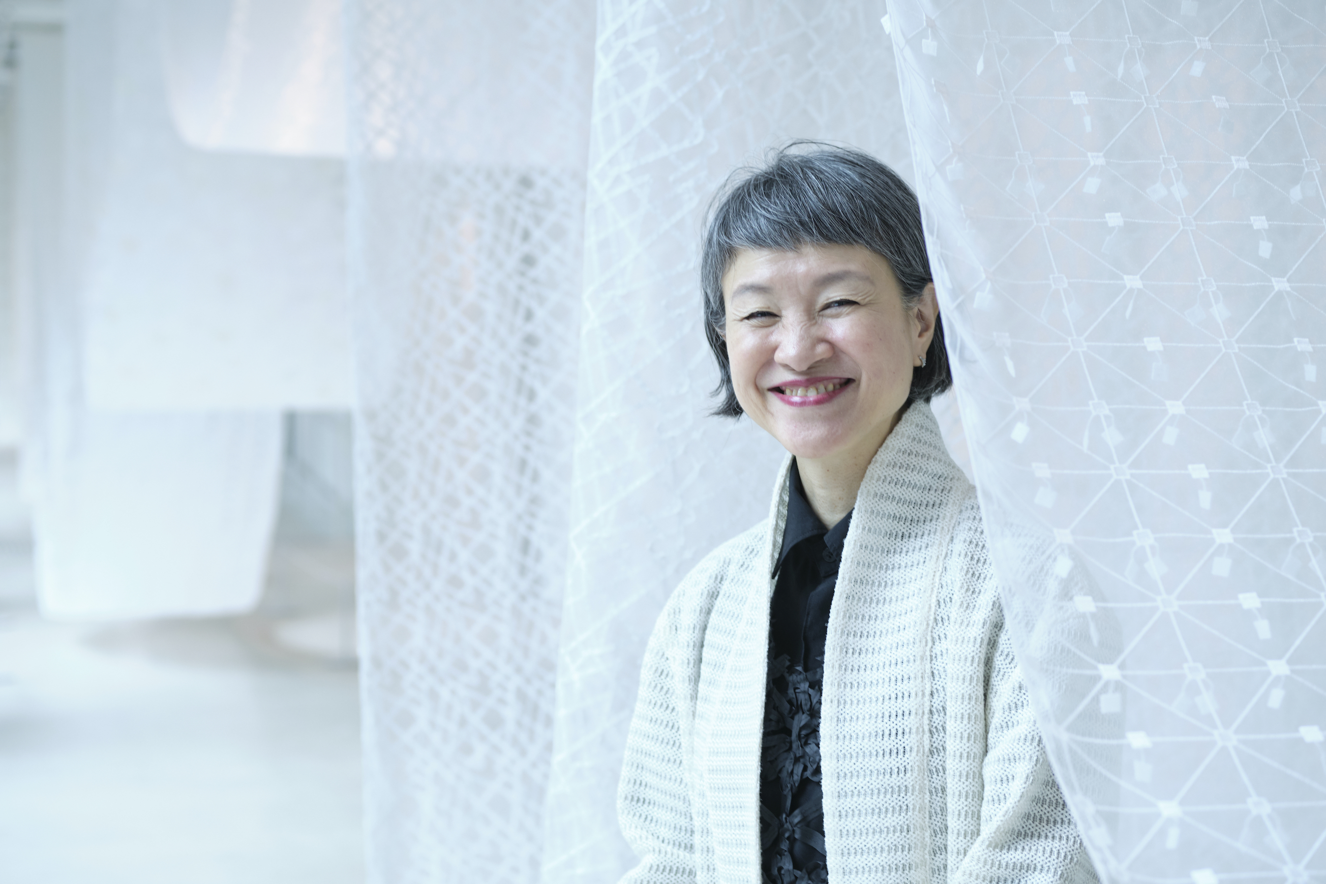Sudo Reiko. Photo courtesy: CHAT (Centre for Heritage, Arts and Textile), Hong Kong