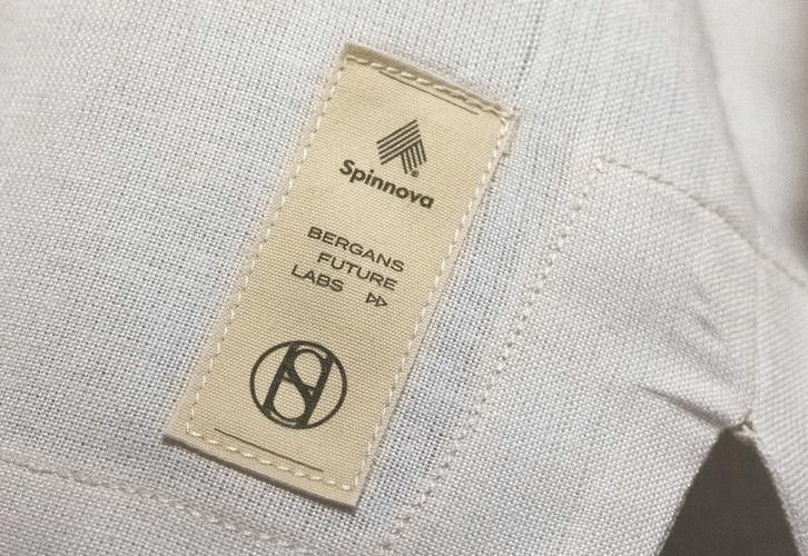 Spinnova x Bergans shirt. © Bergans.