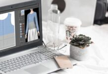 APEXFiz software supports the creative side of fashion from planning and design to colourway evaluation, realistic fabric simulation and 3D virtual sampling. © Shima Seiki.