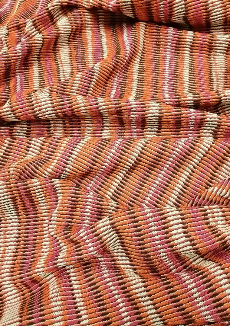 Alpes sustainable fabric. © Pitti Immagine.