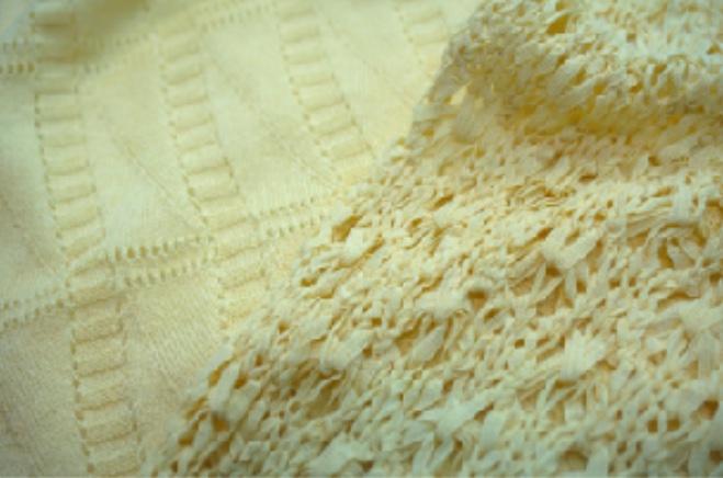 New Soybean yarn from Best Shan. Photo credit: Stephanie Lawson