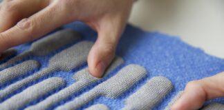 KnittedKeyboard II being played. © Irmandy Wicaksono