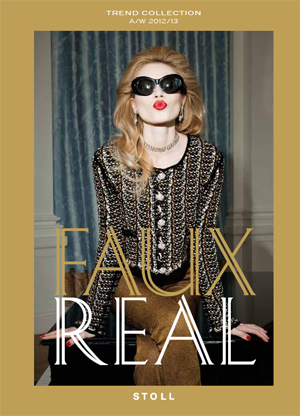 Stoll Trend Collection A/W 2012/13 - FAUX REAL