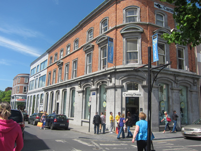 Knitwear manufacturer Carraig Donn has 28 stores throughout Ireland. Image: Carraig Donn