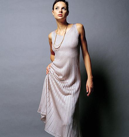 Knitted Fashion Garments