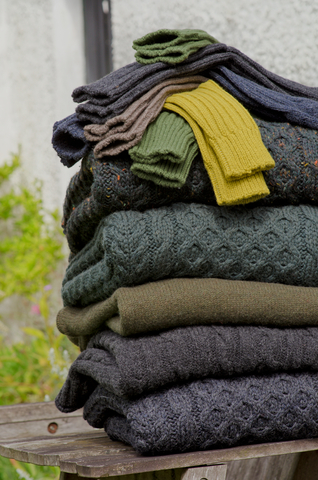 Textiles group buys stake in Hawick Knitwear