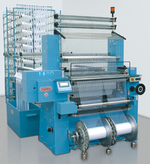 Crocheting Machine : machine manufacturer Comez, best known for its crochet machines ...
