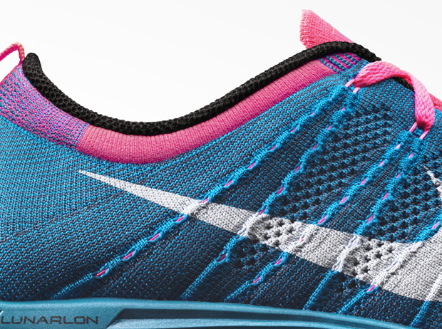 NIKE: 80% less waste for new Flyknit