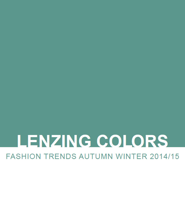 Download Lenzing Color Trends Autumn-Winter 2014/2015