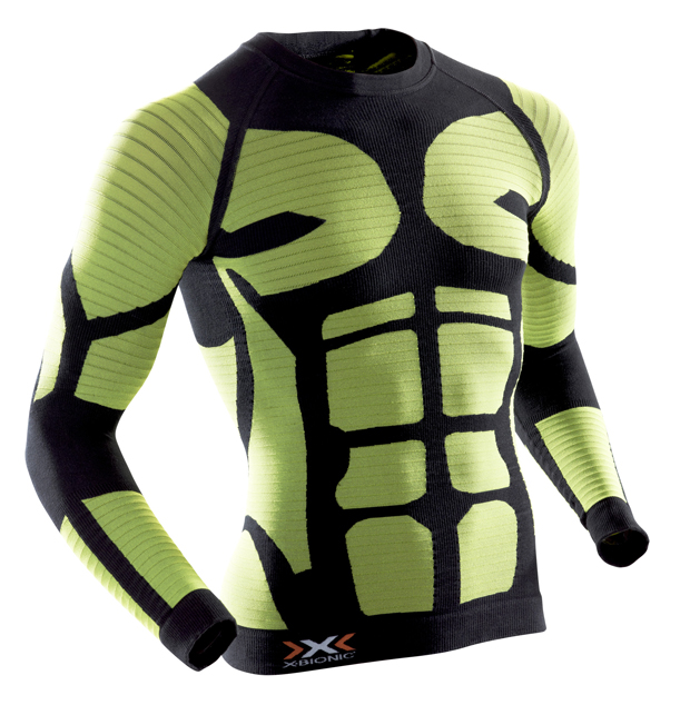 X-BIONIC Precuperation/Recovery Shirt.