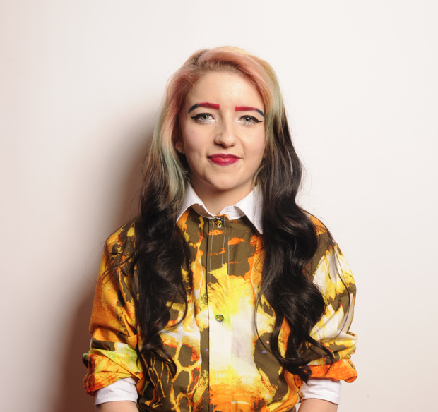 The LYCRA® Future Designer 2012 was awarded to Shireeka Devlin who graduated from the London College of Fashion last year.