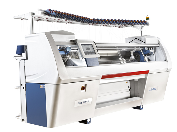 Stoll CMS ADF-3 knitting machine