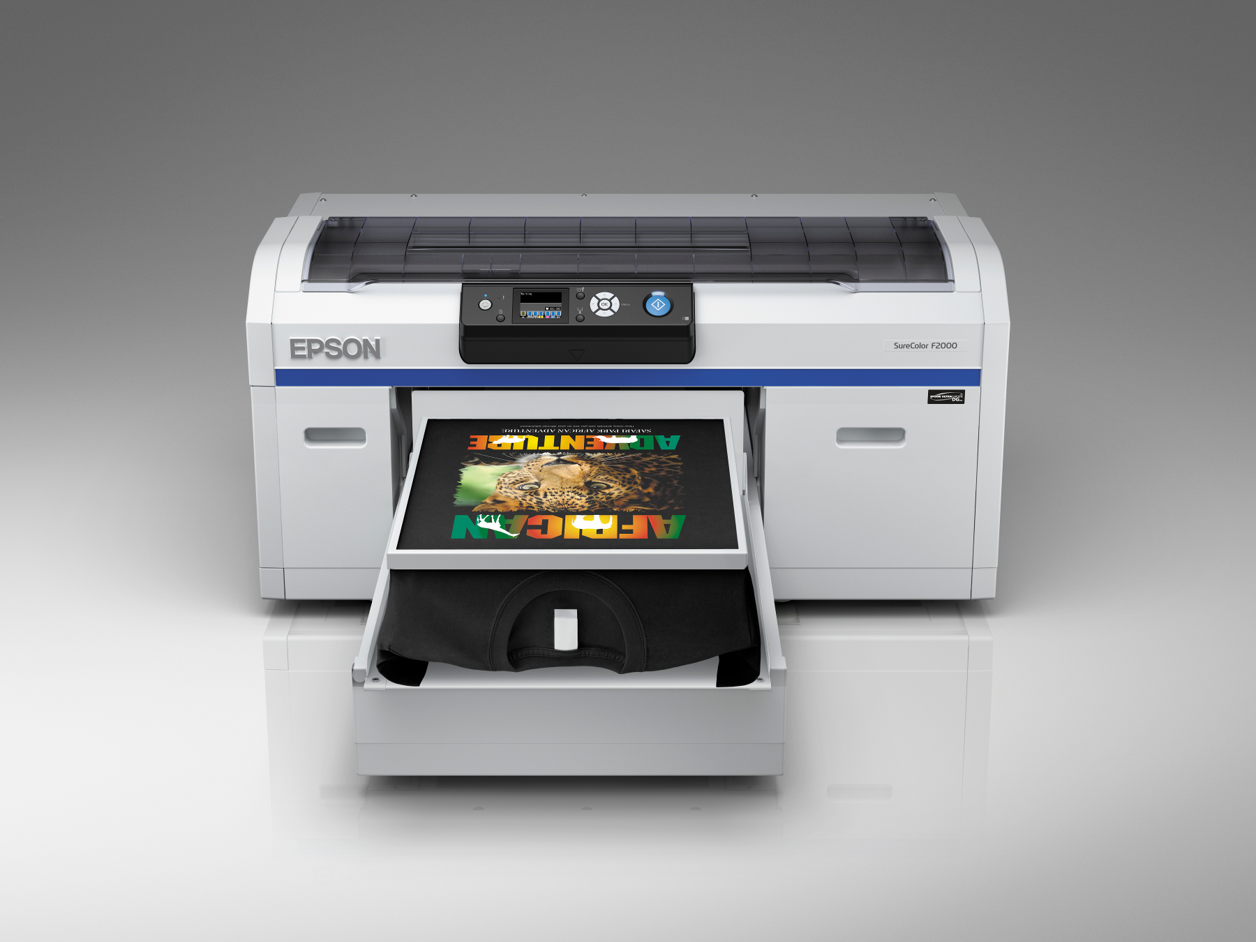 Resellers Announced For Direct To Garment Desktop Printer