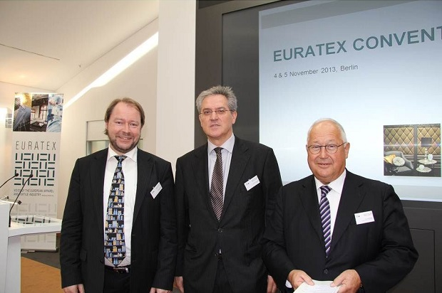 Euratex Berlin Presidents. © Euratex Convention