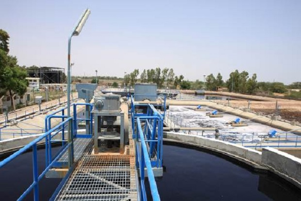 The sustainable effluent treatment (SET) facility of Archroma in Jamshoro, Pakistan. © Archroma