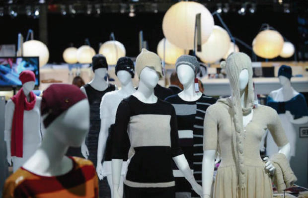An international platform, Knitwear Solutions presents a range of knitters from Italy, Portugal, Bulgaria and Turkey. © Première Vision SA/ François Durand, Stéphane Kossmann, Kristy Sparow