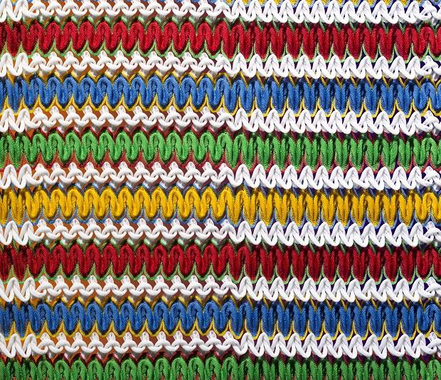 Warp Knitting Fabric Process : Warp knit fabrics for sports and apparel from karl mayer