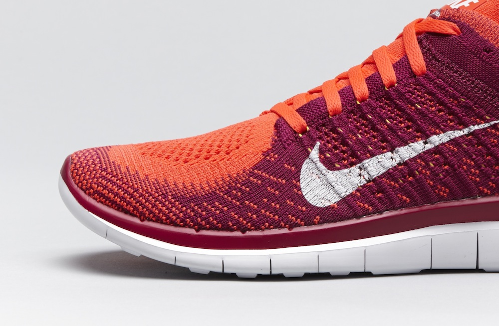 Flyknit is key technology in new Nike Free collection