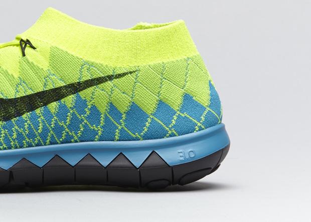 mermelada Amplificar De hecho  Flyknit is key technology in new Nike Free collection