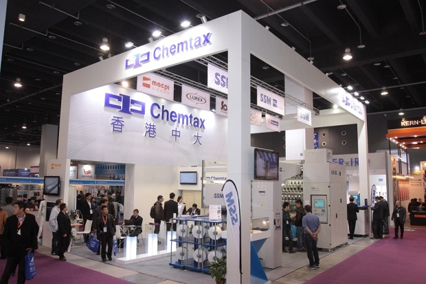 The organizers have invited Chemtax Industrial this year to be the strategic partner of ZhejiangTex 2014. © ZhejiangTex 2014 /Chemtax