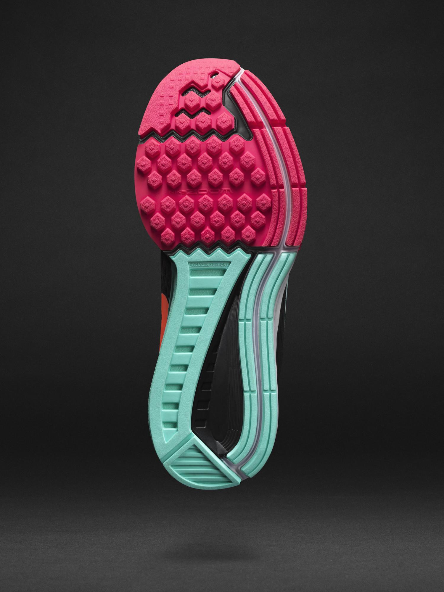 Engineered warp knit an alternative to Nike Flyknit