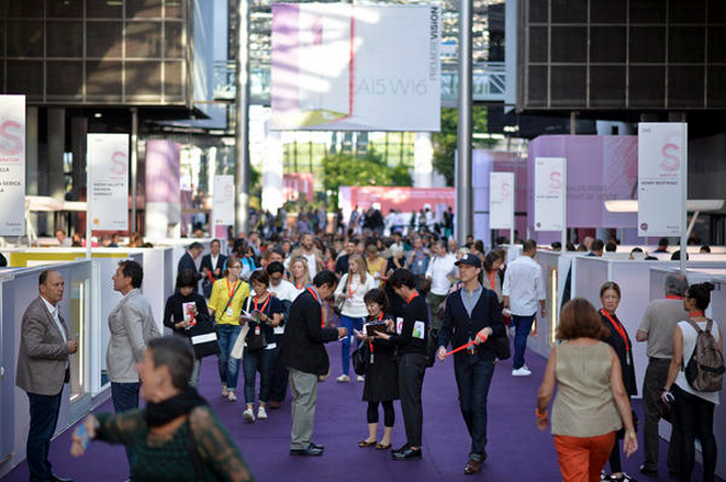 Première Vision incorporates 32 trade fairs a year that take place in seven countries. © Première Vision