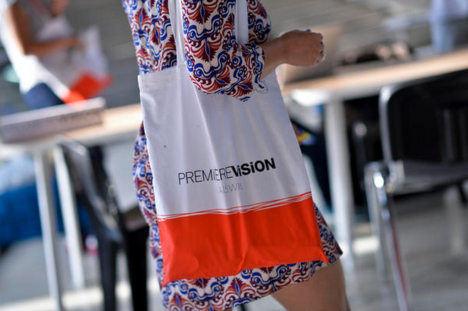 The brand policy is not going to affect the future of Knitwear Solutions, the platform inside Première Vision dedicated to creative flatbed knits. © Première Vision