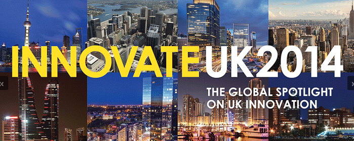 Key themes and sectors explored at Innovate UK 2014 will include agri-food, built environment, digital economy, energy, healthcare, high value manufacturing, space and transport. © Innovate UK 2014