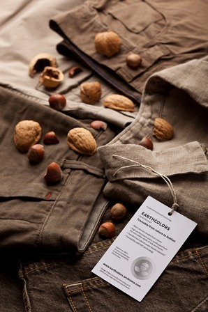 Nature inspired clothing colors with full traceability. © Archroma